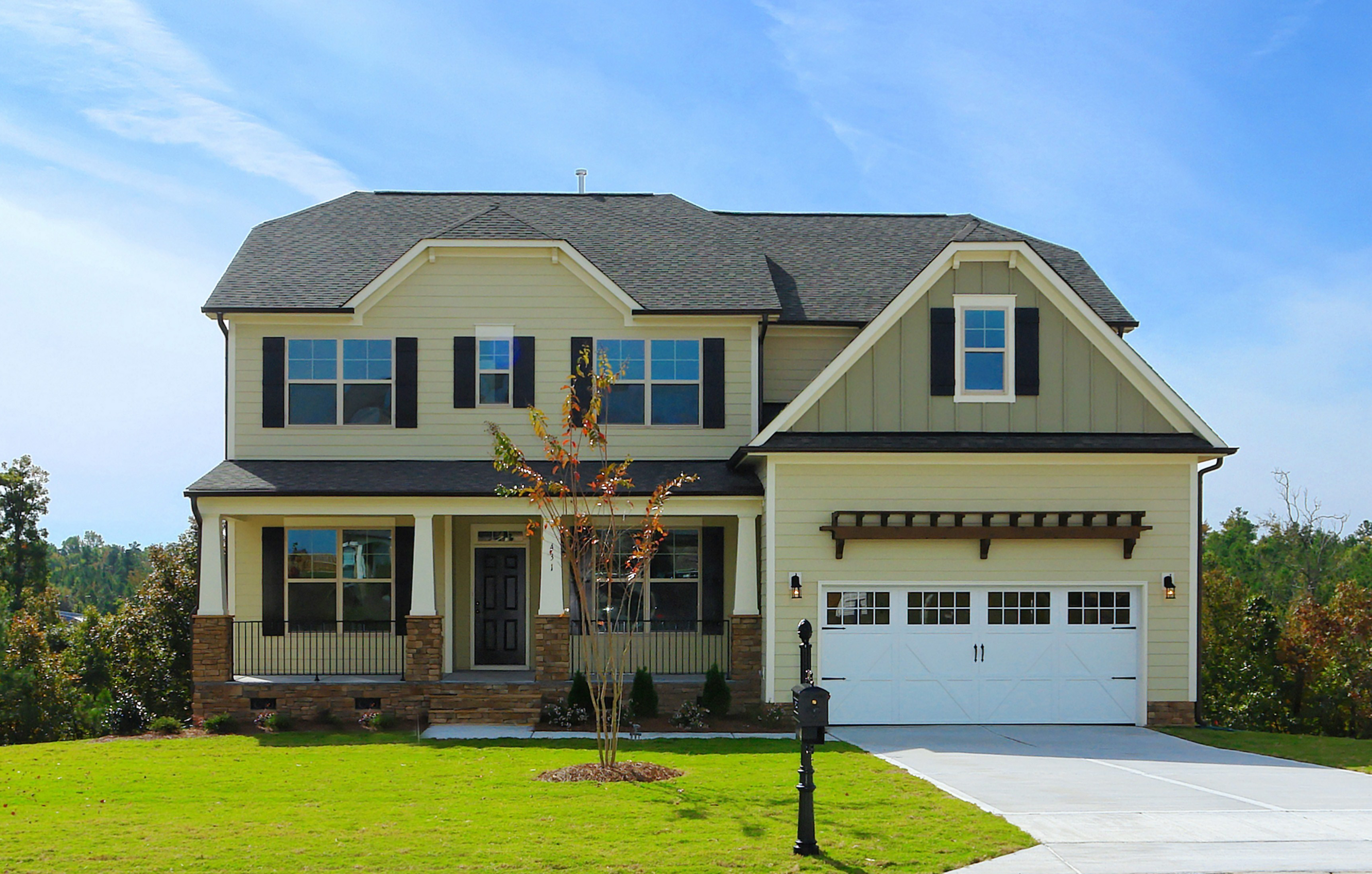 Eastwood homes patriots landing richmond virginia for Custom home build calculator